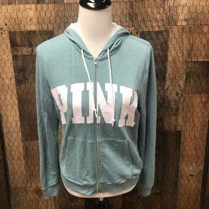 Victoria's Secret PINK Hooded Sweatshirt Medium
